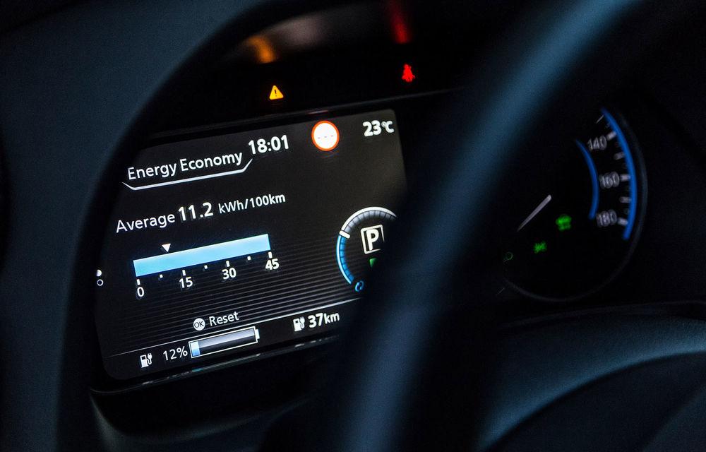#ElectricChallenge: Nissan Leaf a parcurs București-Sibiu cu un singur plin al bateriei - Poza 28