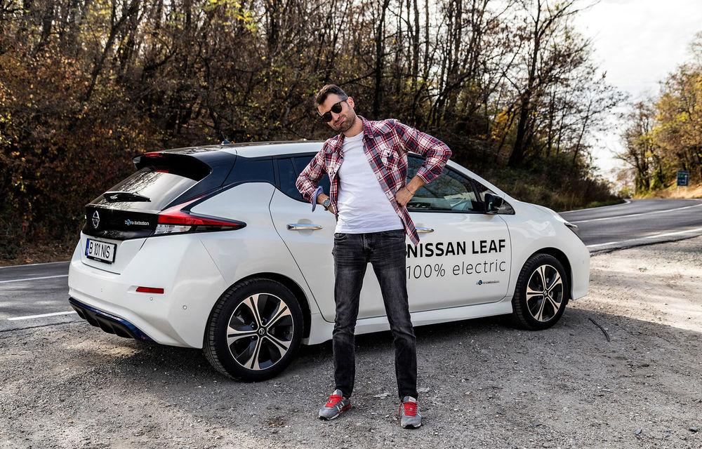 #ElectricChallenge: Nissan Leaf a parcurs București-Sibiu cu un singur plin al bateriei - Poza 12