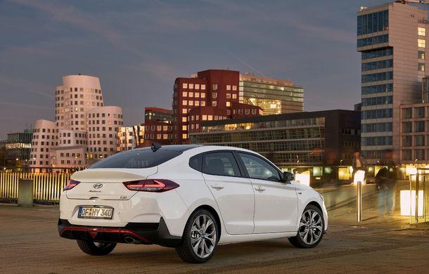 Hyundai prezintă i30 Fastback N Line: design mai agresiv și îmbunătățiri tehnice pentru modelul asiatic - Poza 10