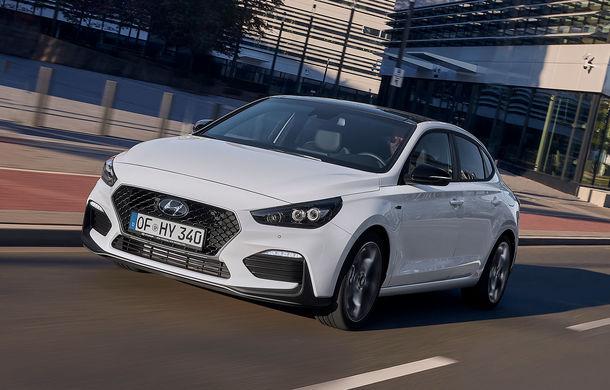 Hyundai prezintă i30 Fastback N Line: design mai agresiv și îmbunătățiri tehnice pentru modelul asiatic - Poza 1