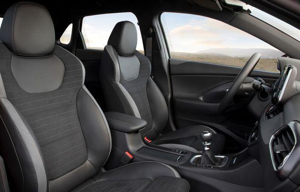 Hyundai prezintă i30 Fastback N Line: design mai agresiv și îmbunătățiri tehnice pentru modelul asiatic - Poza 22