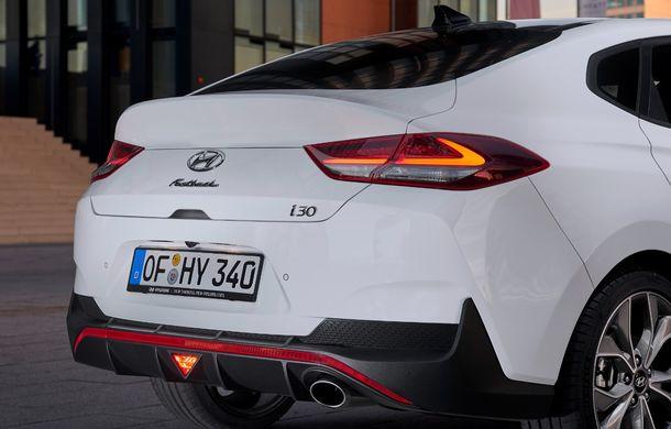 Hyundai prezintă i30 Fastback N Line: design mai agresiv și îmbunătățiri tehnice pentru modelul asiatic - Poza 17