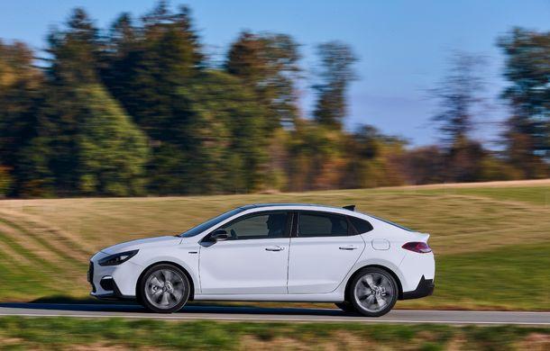 Hyundai prezintă i30 Fastback N Line: design mai agresiv și îmbunătățiri tehnice pentru modelul asiatic - Poza 7