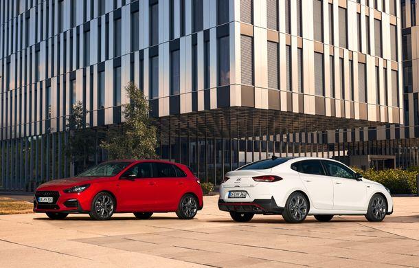 Hyundai prezintă i30 Fastback N Line: design mai agresiv și îmbunătățiri tehnice pentru modelul asiatic - Poza 16