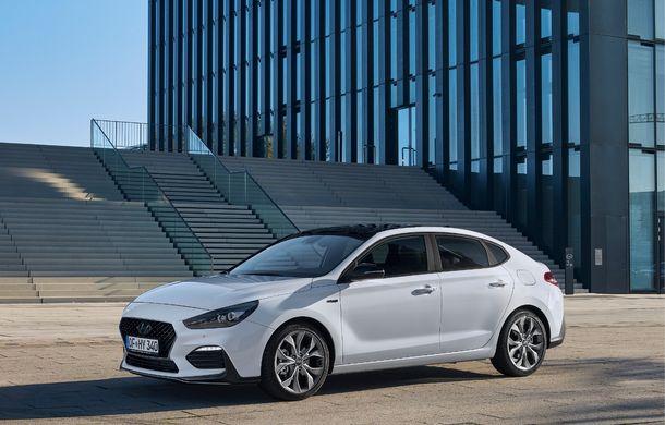 Hyundai prezintă i30 Fastback N Line: design mai agresiv și îmbunătățiri tehnice pentru modelul asiatic - Poza 6