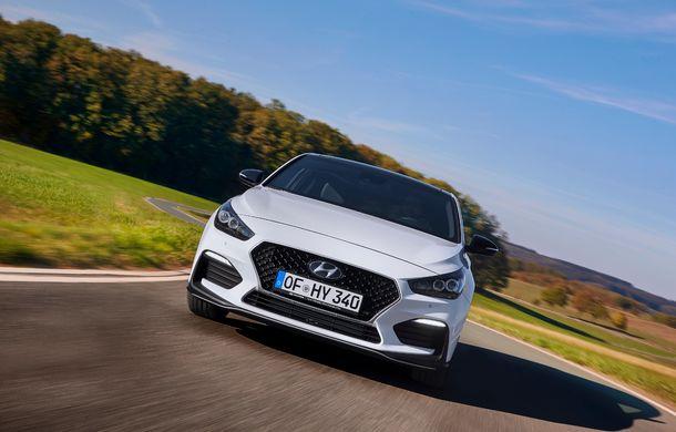 Hyundai prezintă i30 Fastback N Line: design mai agresiv și îmbunătățiri tehnice pentru modelul asiatic - Poza 2