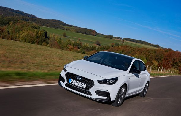 Hyundai prezintă i30 Fastback N Line: design mai agresiv și îmbunătățiri tehnice pentru modelul asiatic - Poza 5