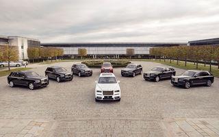 Primele exemplare Rolls-Royce Cullinan au pășit pe poarta uzinei constructorului britanic: cel mai scump SUV din lume are un V12 cu 571 CP