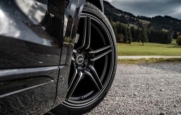 Audi Q8, preparat de ABT: 330 CP și jante de 22 de inch pentru SUV-ul coupe din Ingolstadt - Poza 10