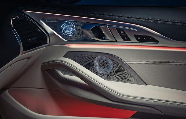 BMW Seria 8 Cabrio, poze și informații oficiale: motorizări de până la 530 CP și 15 secunde pentru plierea plafonului din material textil - Poza 45
