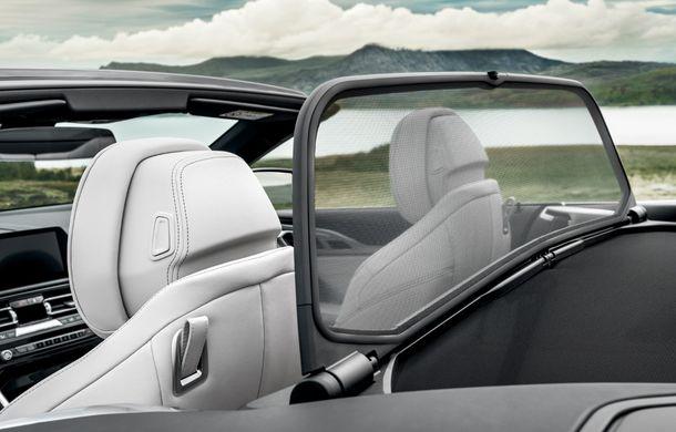 BMW Seria 8 Cabrio, poze și informații oficiale: motorizări de până la 530 CP și 15 secunde pentru plierea plafonului din material textil - Poza 40