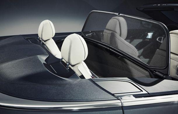 BMW Seria 8 Cabrio, poze și informații oficiale: motorizări de până la 530 CP și 15 secunde pentru plierea plafonului din material textil - Poza 47