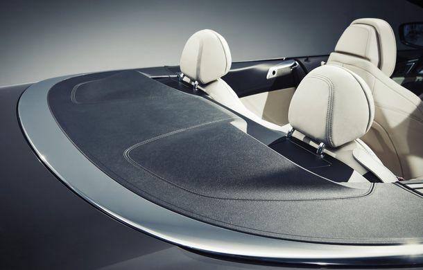 BMW Seria 8 Cabrio, poze și informații oficiale: motorizări de până la 530 CP și 15 secunde pentru plierea plafonului din material textil - Poza 48