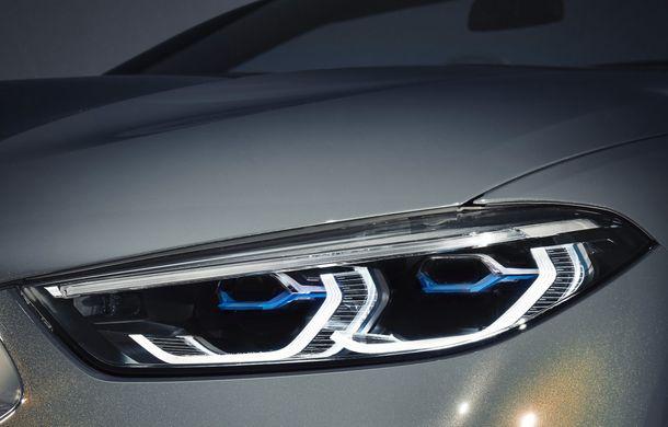BMW Seria 8 Cabrio, poze și informații oficiale: motorizări de până la 530 CP și 15 secunde pentru plierea plafonului din material textil - Poza 36
