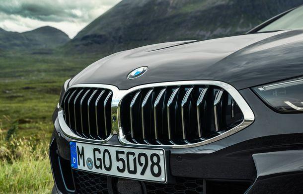 BMW Seria 8 Cabrio, poze și informații oficiale: motorizări de până la 530 CP și 15 secunde pentru plierea plafonului din material textil - Poza 29
