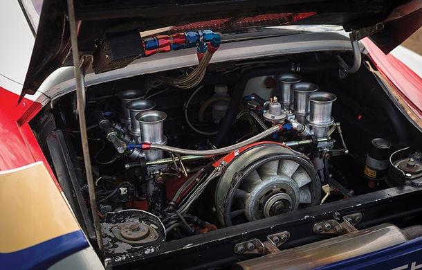 Un Porsche 959 care a concurat în Paris - Dakar 1985 a fost scos la licitație: modelul constructorului german a fost vândut cu peste 5 milioane de euro - Poza 5