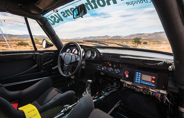 Un Porsche 959 care a concurat în Paris - Dakar 1985 a fost scos la licitație: modelul constructorului german a fost vândut cu peste 5 milioane de euro - Poza 4
