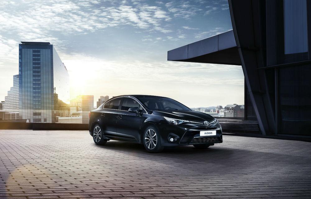 Toyota recheamă în service peste 1.2 milioane de mașini în Europa: defecțiuni la airbag-uri - Poza 1