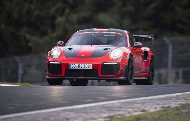 Porsche 911 GT2 RS MR a devenit cel mai rapid model de stradă de pe Nurburgring: modelul german a fost mai rapid decât Aventador SVJ cu aproape 5 secunde - Poza 2