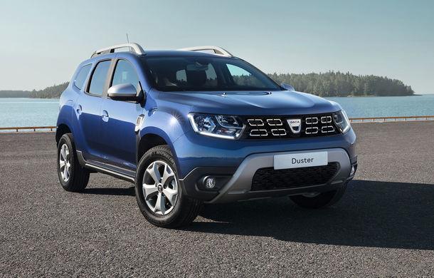Dacia Duster, locul 3 în topul celor mai vândute SUV-uri subcompacte de volum din Europa. Ford Ecosport ocupă poziția a șasea - Poza 1