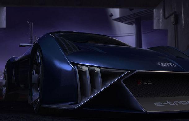 Inovație Audi: noul concept electric RSQ e-tron, prezentat exclusiv în filmul de animație Spies in Disguise - Poza 4