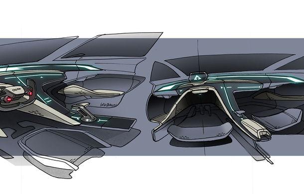 Inovație Audi: noul concept electric RSQ e-tron, prezentat exclusiv în filmul de animație Spies in Disguise - Poza 7