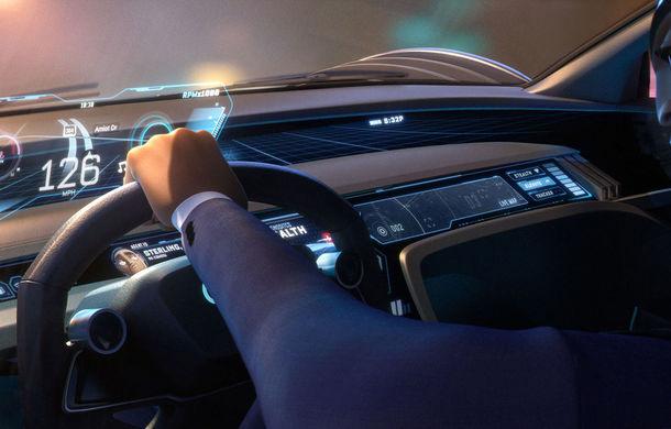 Inovație Audi: noul concept electric RSQ e-tron, prezentat exclusiv în filmul de animație Spies in Disguise - Poza 5