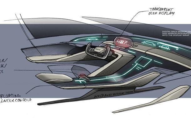 Inovație Audi: noul concept electric RSQ e-tron, prezentat exclusiv în filmul de animație Spies in Disguise - Poza 6