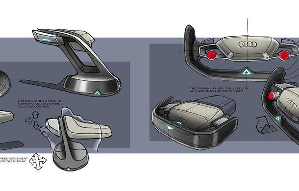 Inovație Audi: noul concept electric RSQ e-tron, prezentat exclusiv în filmul de animație Spies in Disguise - Poza 8