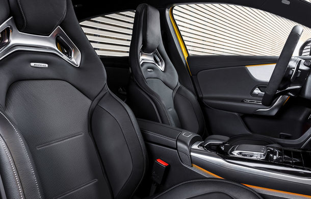 Prețuri pentru noul Mercedes-AMG A35: cel mai accesibil model din gama AMG pleacă de la 47.800 de euro - Poza 18