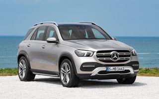 Noul Mercedes-Benz GLE poate fi comandat și în România: SUV-ul producătorului german pleacă de la 65.200 de euro