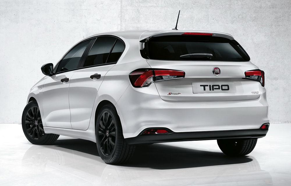 Fiat Tipo primește două versiuni noi: Tipo Mirror este dedicat pasionaților de tehnologie, iar Tipo Street are ca public țintă tinerii - Poza 9