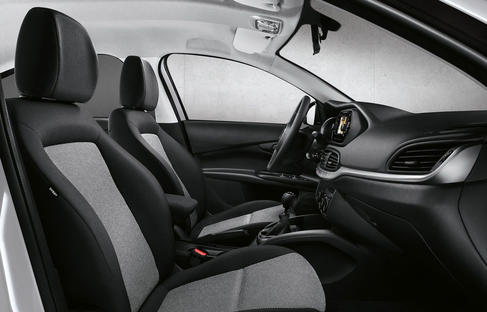 Fiat Tipo primește două versiuni noi: Tipo Mirror este dedicat pasionaților de tehnologie, iar Tipo Street are ca public țintă tinerii - Poza 11
