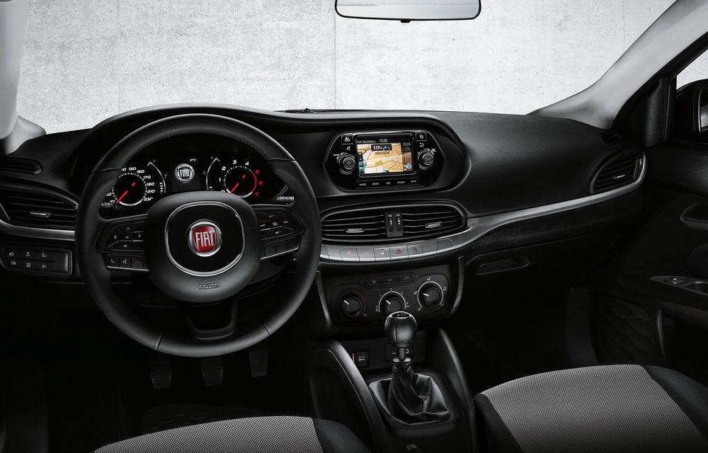 Fiat Tipo primește două versiuni noi: Tipo Mirror este dedicat pasionaților de tehnologie, iar Tipo Street are ca public țintă tinerii - Poza 10