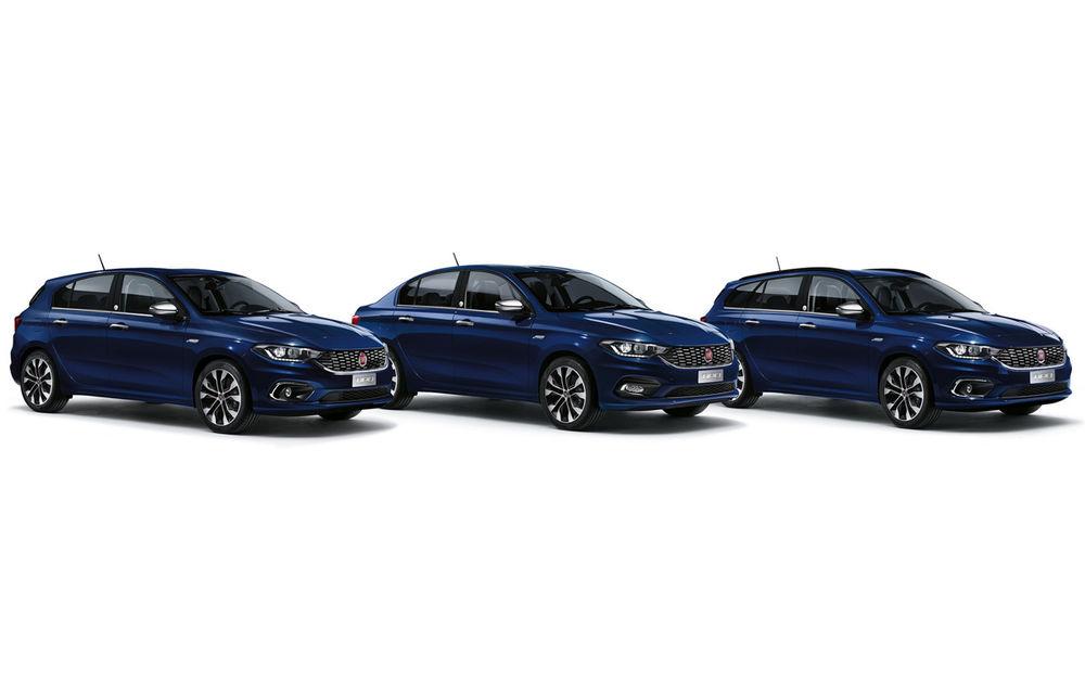 Fiat Tipo primește două versiuni noi: Tipo Mirror este dedicat pasionaților de tehnologie, iar Tipo Street are ca public țintă tinerii - Poza 5
