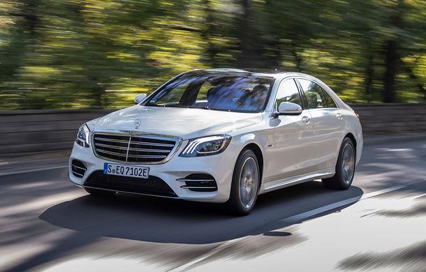 Noua generație de hibrizi plug-in Mercedes-Benz este disponibilă și în România: Clasa E 300de pleacă de la 60.300 de euro, iar Clasa S 560e pornește de la 125.400 de euro - Poza 12