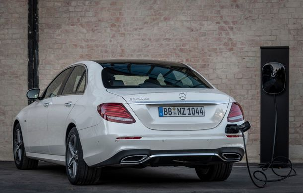 Noua generație de hibrizi plug-in Mercedes-Benz este disponibilă și în România: Clasa E 300de pleacă de la 60.300 de euro, iar Clasa S 560e pornește de la 125.400 de euro - Poza 8