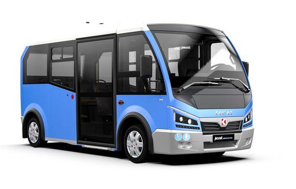 Autobuzul electric cu tehnologie de BMW i3: Karsan Jest Electric are autonomie de 210 kilometri și a primit comenzi inclusiv în România - Poza 7