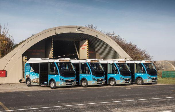 Autobuzul electric cu tehnologie de BMW i3: Karsan Jest Electric are autonomie de 210 kilometri și a primit comenzi inclusiv în România - Poza 9