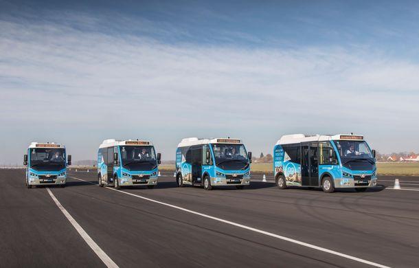 Autobuzul electric cu tehnologie de BMW i3: Karsan Jest Electric are autonomie de 210 kilometri și a primit comenzi inclusiv în România - Poza 8