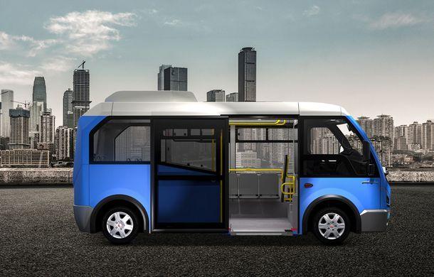 Autobuzul electric cu tehnologie de BMW i3: Karsan Jest Electric are autonomie de 210 kilometri și a primit comenzi inclusiv în România - Poza 6