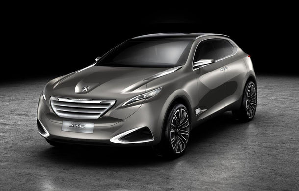 Peugeot ar putea extinde gama de SUV-uri cu un model de mari dimensiuni: 7008, planificat pentru lansare în 2024 - Poza 1