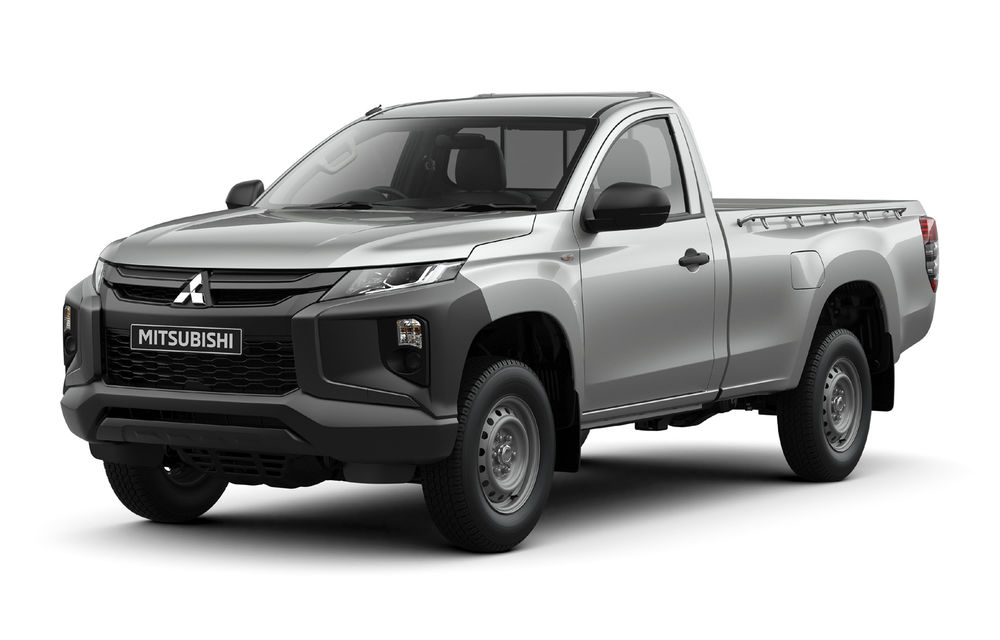 Mitsubishi L200 facelift: pick-up-ul primește noutăți de design, îmbunătățiri la tracțiunea integrală și noi sisteme de siguranță - Poza 2