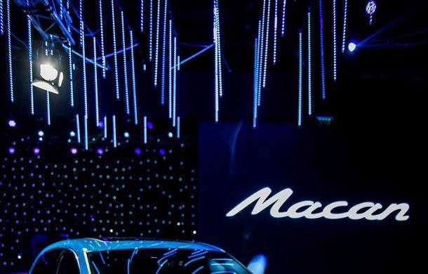 Porsche Macan facelift, avanpremieră în România: start de la 61.700 de euro - Poza 4