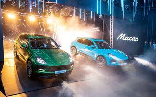 Porsche Macan facelift, avanpremieră în România: start de la 61.700 de euro