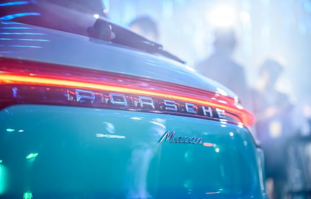 Porsche Macan facelift, avanpremieră în România: start de la 61.700 de euro - Poza 5