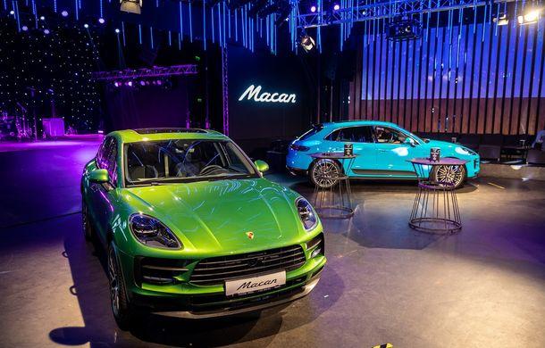 Porsche Macan facelift, avanpremieră în România: start de la 61.700 de euro - Poza 2