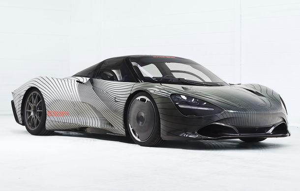 McLaren a demarat testele cu noul Speedtail: primele exemplare vor fi livrate la începutul anului 2020 - Poza 1