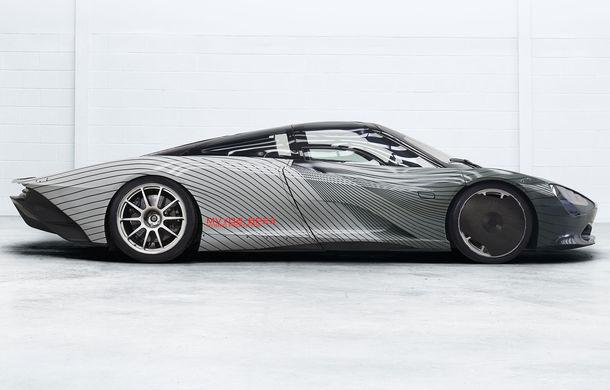 McLaren a demarat testele cu noul Speedtail: primele exemplare vor fi livrate la începutul anului 2020 - Poza 3