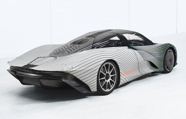 McLaren a demarat testele cu noul Speedtail: primele exemplare vor fi livrate la începutul anului 2020 - Poza 2